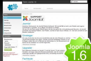 Dreamsquare :: Joomla 2.5